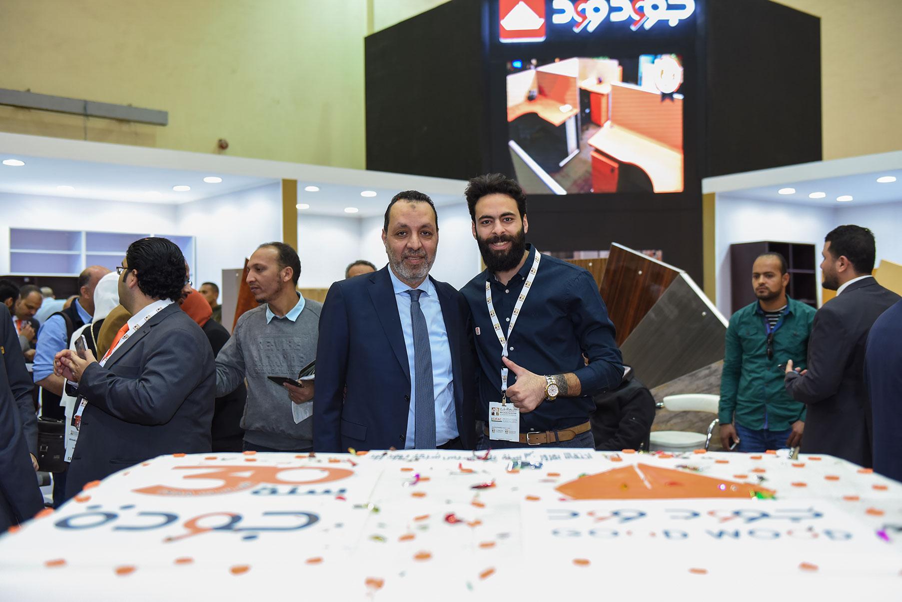 معرض القاهرة الدولي للاخشاب 2018 16