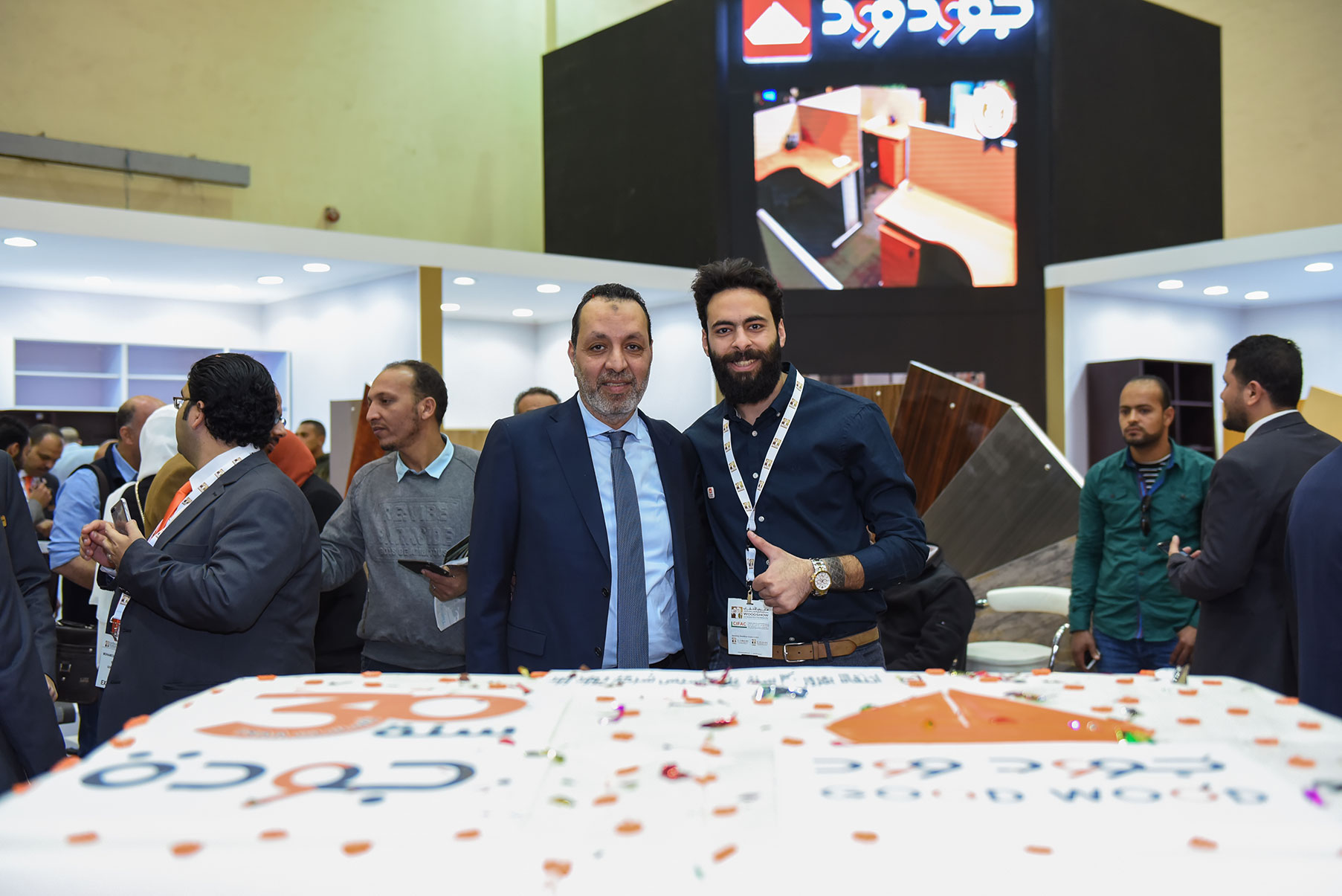 Cairo Wood Show 2018 16
