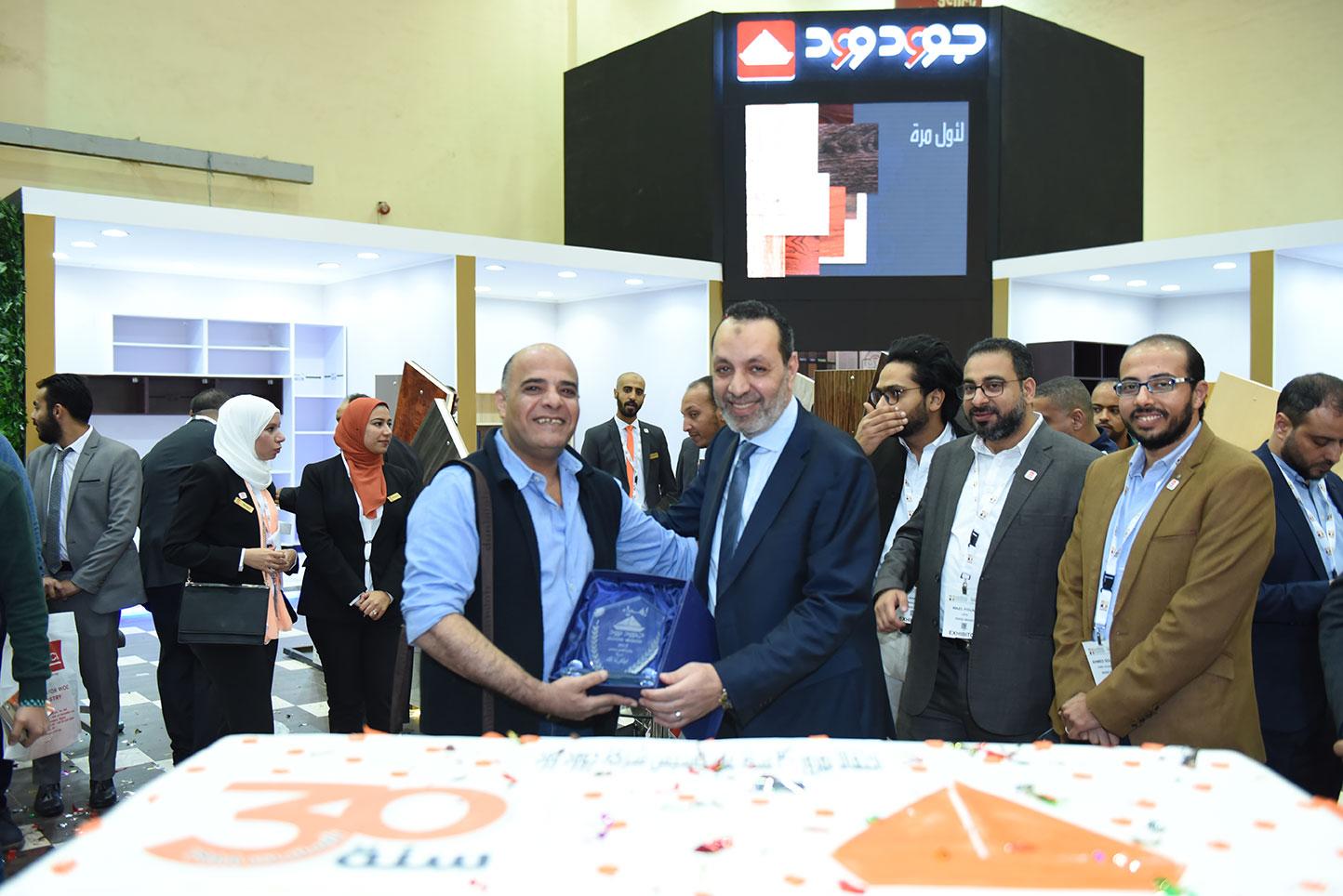 معرض القاهرة الدولي للاخشاب 2018 12