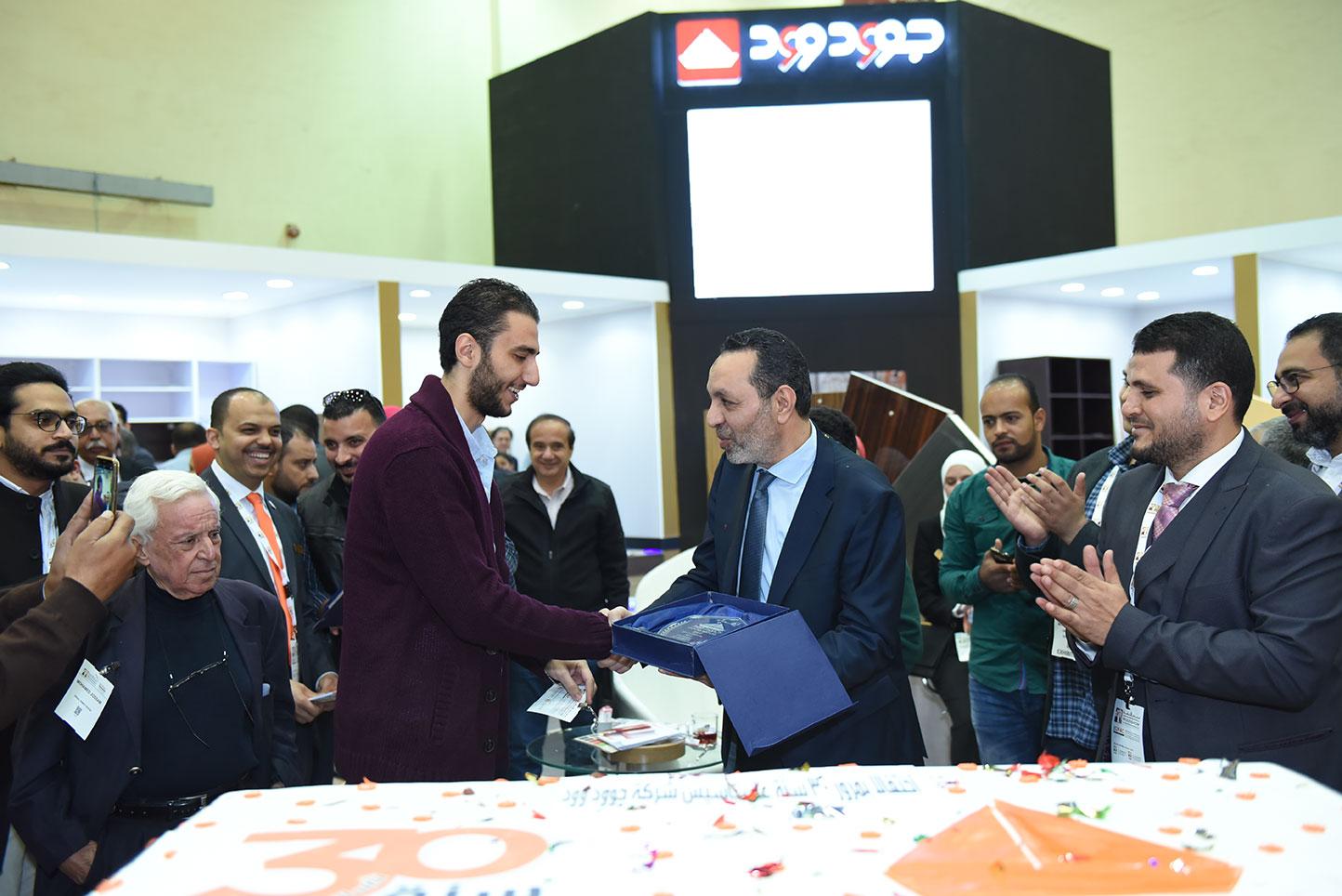 معرض القاهرة الدولي للاخشاب 2018 13
