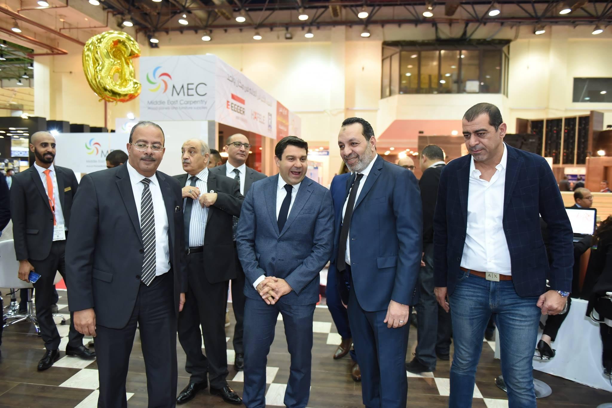 معرض القاهرة الدولي للاخشاب 2018 10