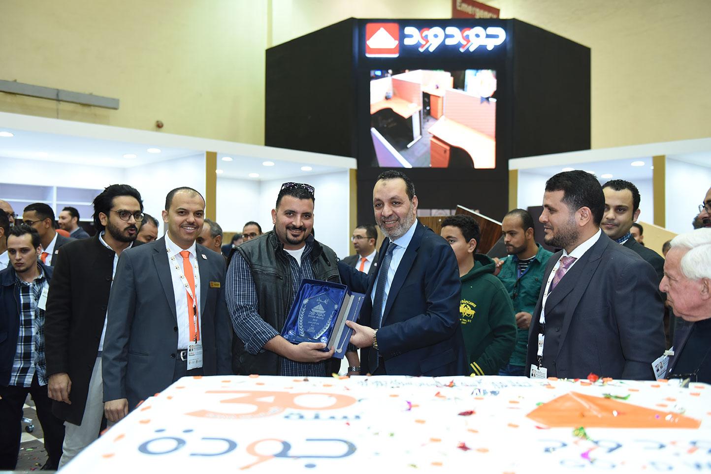 معرض القاهرة الدولي للاخشاب 2018 14