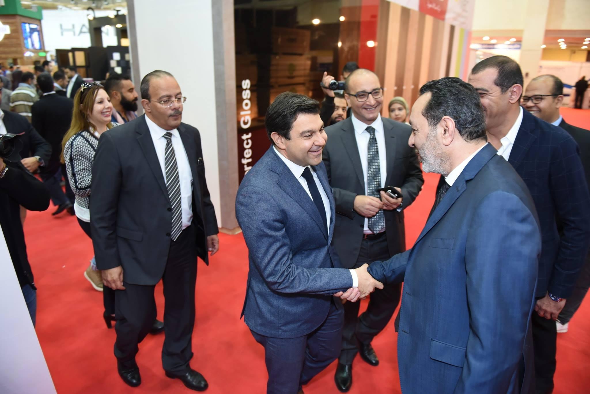 معرض القاهرة الدولي للاخشاب 2018 11