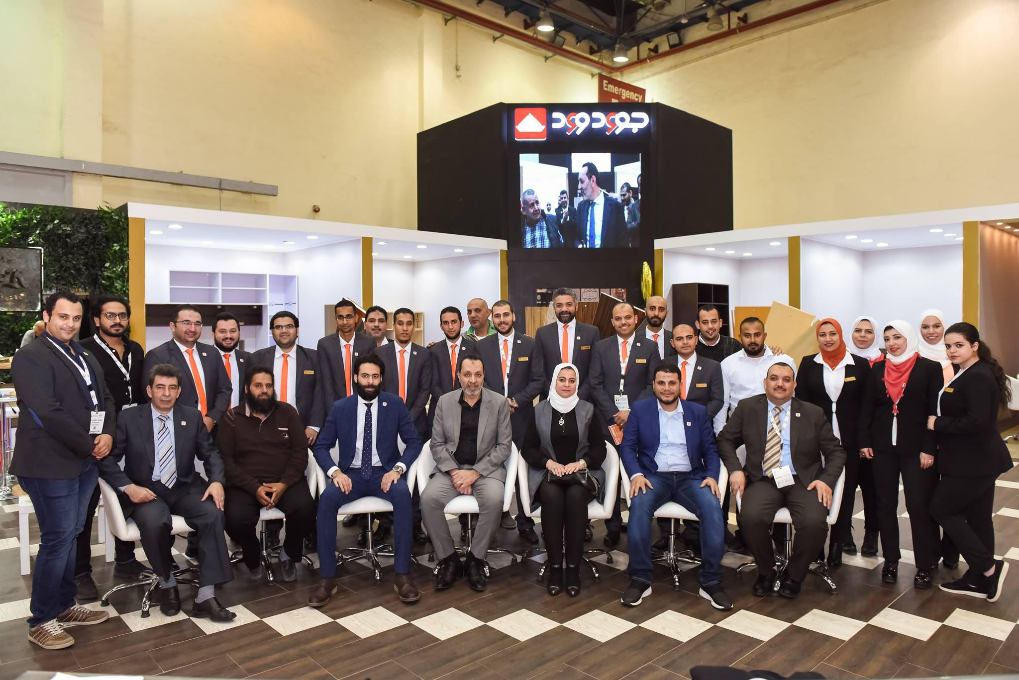معرض القاهرة الدولي للاخشاب 2018 19