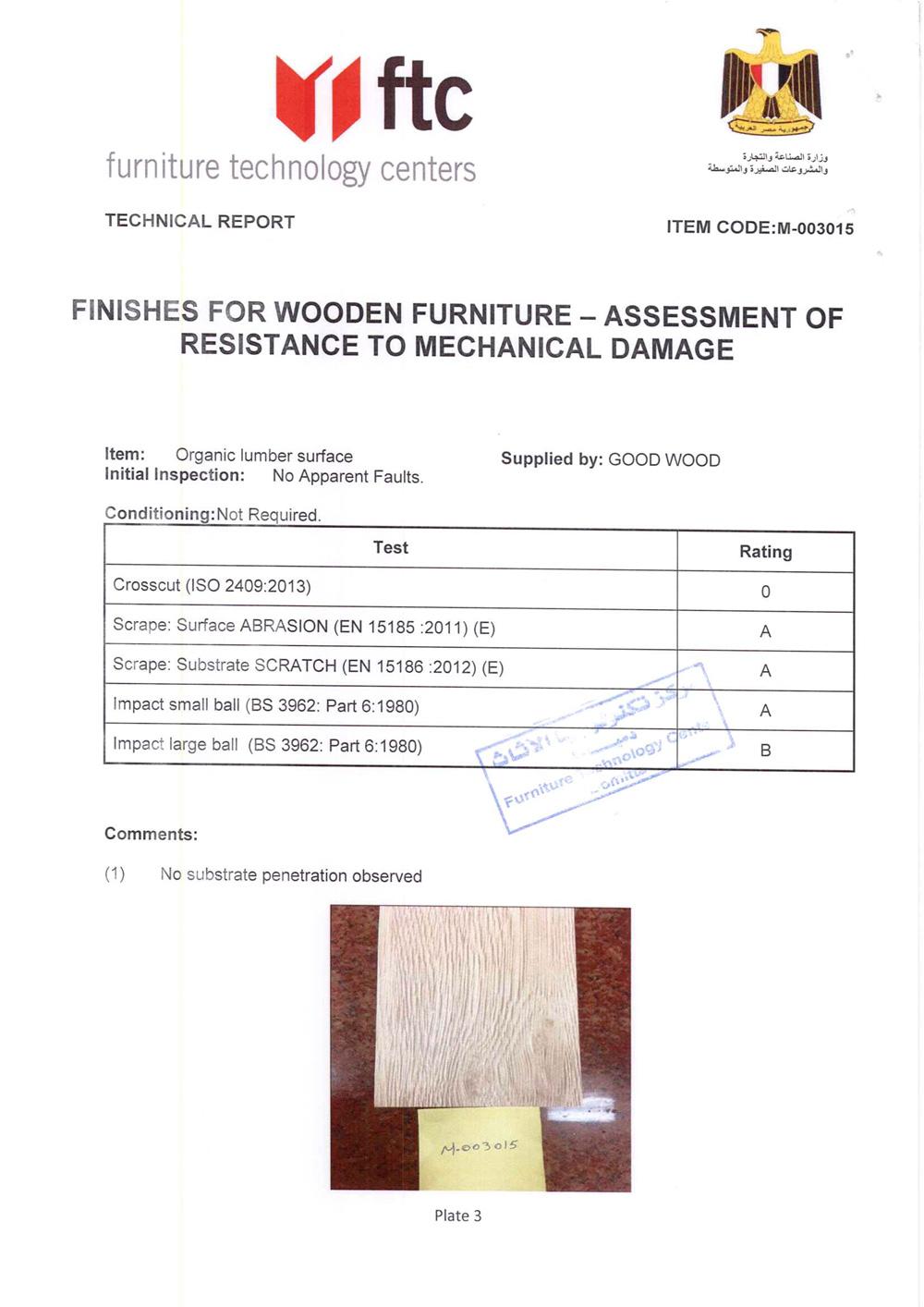 Organic Lumber