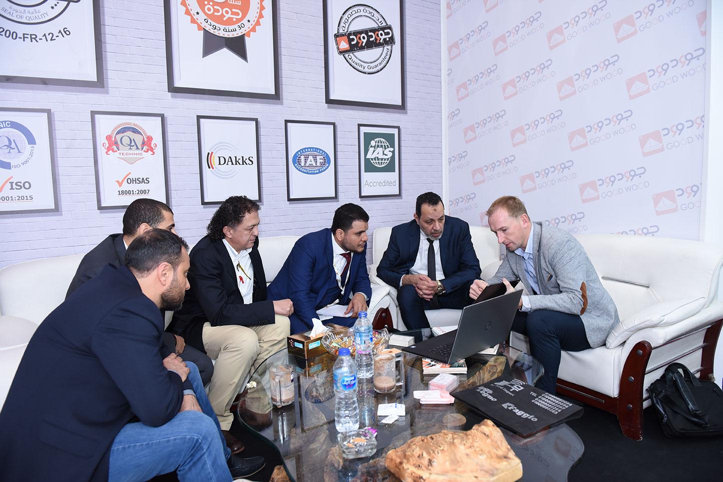 معرض القاهرة الدولي للاخشاب 2018 09