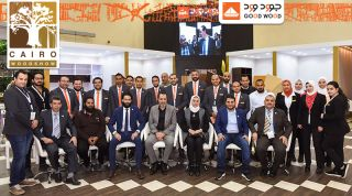 معرض القاهرة الدولي للاخشاب 2018